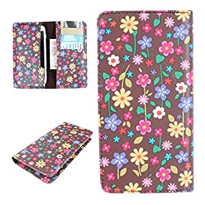 DooDa PU Leather Case Cover For Micromax Canvas Turbo A250