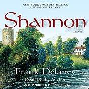 Shannon: A Novel | [Frank Delaney]