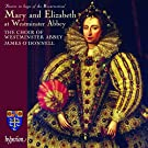 Mary & Elizabeth at Westminster Abbey