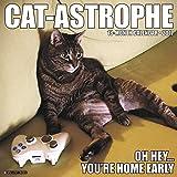 Cat-Astrophe 2017 Wall Calendar
