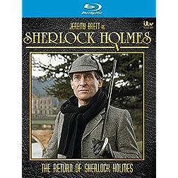 Return of Sherlock Holmes [Blu-ray]