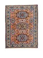QURAMA Alfombra Persian Ardebil Rojo/Multicolor 152 x 108 cm