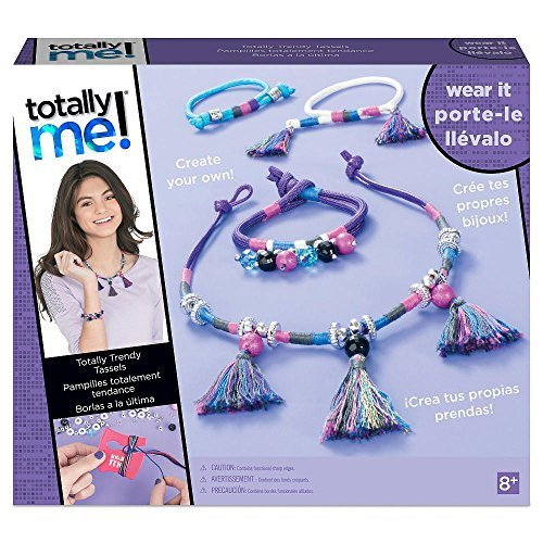 Totally Me! Totally Trendy Tassels