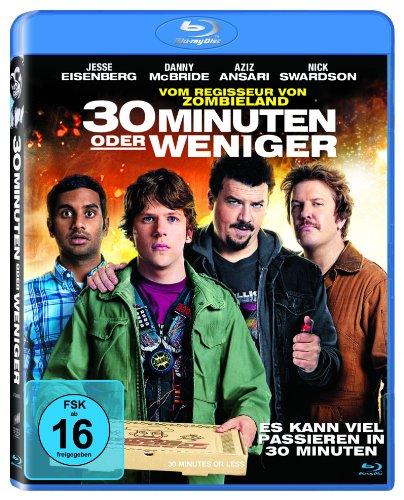 30 Minuten oder weniger [Blu-ray]