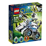 Lego Chima Rogon's Rock Flinger, Multi Color