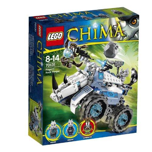 LEGO Chima 70131 - Il Lanciarocce di Rogon