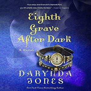 Eighth Grave After Dark Audiobook