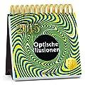 Optische Illusionen 2015: Postkartenkalender
