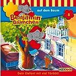 Benjamin auf dem Baum (Benjamin Blümchen 8) | Elfie Donnelly