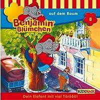 Benjamin auf dem Baum (Benjamin Blümchen 8) Hörbuch