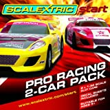 Scalextric Start C3164 Pro Racing 1:32 Scale Twin Slot Car Pack