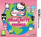 Around the World with Hello Kitty and Friends (Nintendo 3DS)