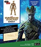 img - for Marvel: Groot: Guardians of the Galaxy 3D Wood Model: A Guide to the Cosmic Adventurers (Incredibuilds) book / textbook / text book
