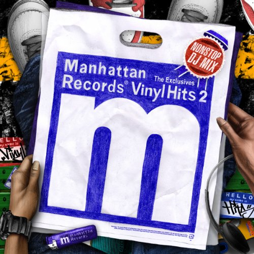Manhattan-Records-The-Exclusives-Vinyl-Hits-2-V-A-CD