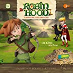 Der König der Diebe (Robin Hood - Schlitzohr von Sherwood 2)   Andreas Lueck