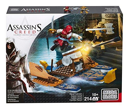 Mattel Mega Bloks CNG11 - Assassin's Creed - War Boat