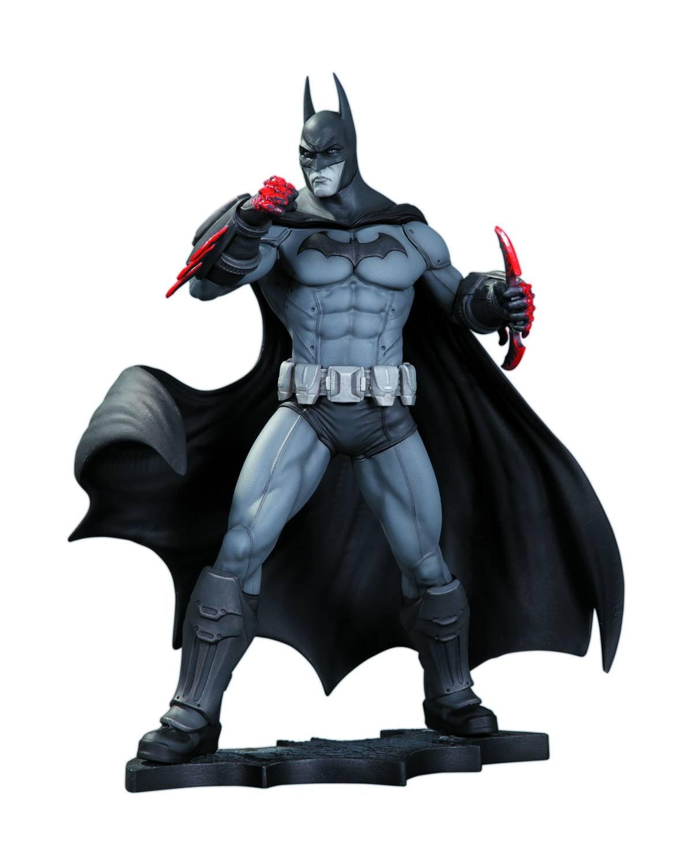 Arkham Joker Statue Arkham City Batman Statue