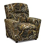 Kidz World Kidz World Real Tree MAX-5 Camouflage Kids Recliner, All Other Colors, Upholstered