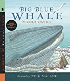 img - for Big Blue Whale with Audio: Read, Listen & Wonder book / textbook / text book