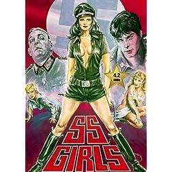 SS Girls (Casa privata per le SS) [VHS Retro Style DVD] 1977
