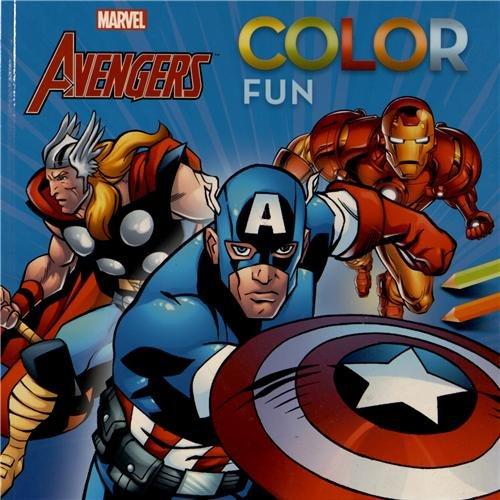 The avengers color fun multilingue pdf de znu - Telecharger avengers ...