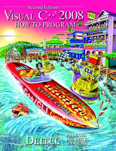 Visual C++ 2008 How to Program: United States Edition