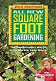 Book - All New Square Foot Gardening, Second Edition: The Revolutionary Way to Grow More In Less Space