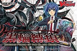 30 x Vanguard - Binding Force Of The Black Ring Boosters - ENGLISH