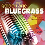 echange, troc Various Artists - Golden Age of Bluegrass: 40 Vintage Classics