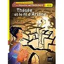 Thésée et le fil d'Ariane. Ma première mythologie