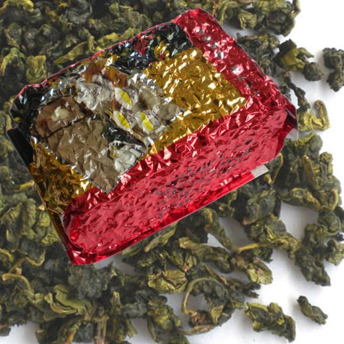 Chinese Organic Tie Guan Yin King Oolong Tea High Mountain Tieguanyin Tea Strong Aroma 250G