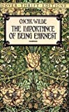 img - for The Importance of Being Earnest book / textbook / text book