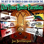 Old-Time Radio Parodies: