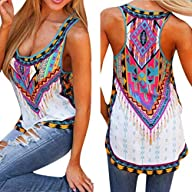 Mosunx(TM) Women New Summer Vest Top…
