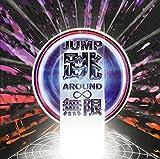 2nd Single初回盤CD+DVD「JUMP AROUND ∞」(ジャンプ?アラウンド?インフィニティ)