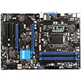 MSI LGA1155/Intel Z77/DDR3/CrossFireX/SATA3 and USB 3.0/A and GbE/ATX Motherboard Z77A-G41