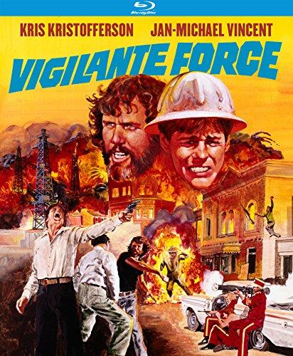 Blu-ray : Vigilante Force (Blu-ray)