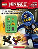 LEGO NINJAGO: The Tournament of Elements (Activity Book with Minifigure)