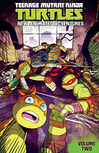 Teenage Mutant Ninja Turtles: New Animated Adventures Vol. 2 (Ninja Bunn compare prices)