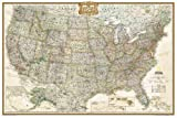 United States Executive [Poster Size and Tubed] (National Geographic Reference Map)