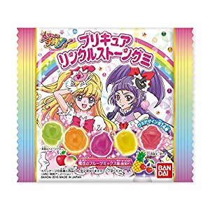 プリキュアリンクルストーングミ 14個入 食玩・キャンデー (魔法つかいプリキュア!)