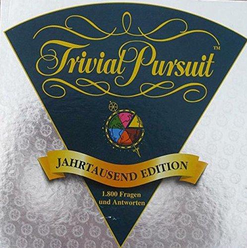 Hasbro 19621100 – Trivial Pursuit Jahrtausend Edition kaufen