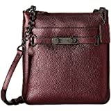 COACH Metallic Coach Swagger Swingpack 36502
