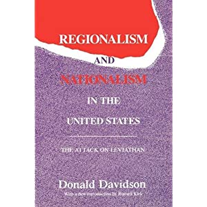 Amazon.com: Regionalism and Nationalism in the United States : The ...