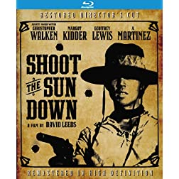 Shoot the Sun Down: Director's Cut [Blu-ray]