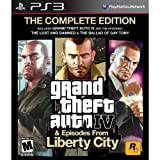 GTA IV : episodes from Liberty City - �dition int�gralepar Take 2