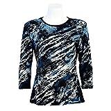Shop My Fair Lady - Designer Clothes For Less quot Blue Waves quot Dressy Ladies
