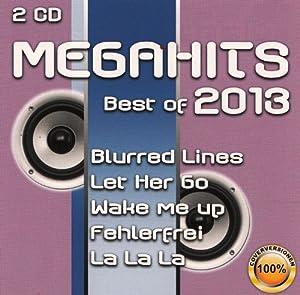 Megahits - Best Of 2013 - 2 CD