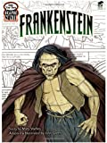 Mary Wollstonecraft Shelley Frankenstein (Dover Classic Stories Coloring Book)