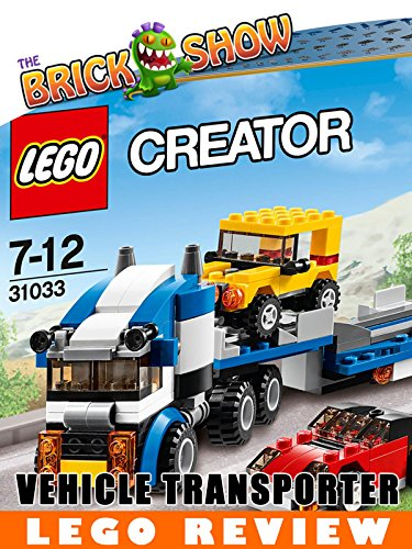 LEGO Creator Vehicle Transporter Review (31033)